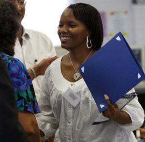 HACA scholarship recipient
