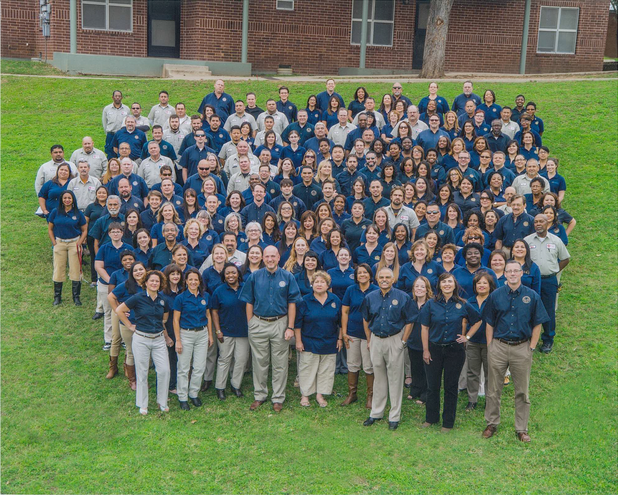 HACA Staff Photo