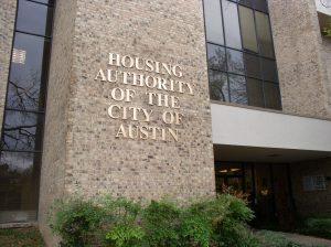 HACA Central Office Entrance