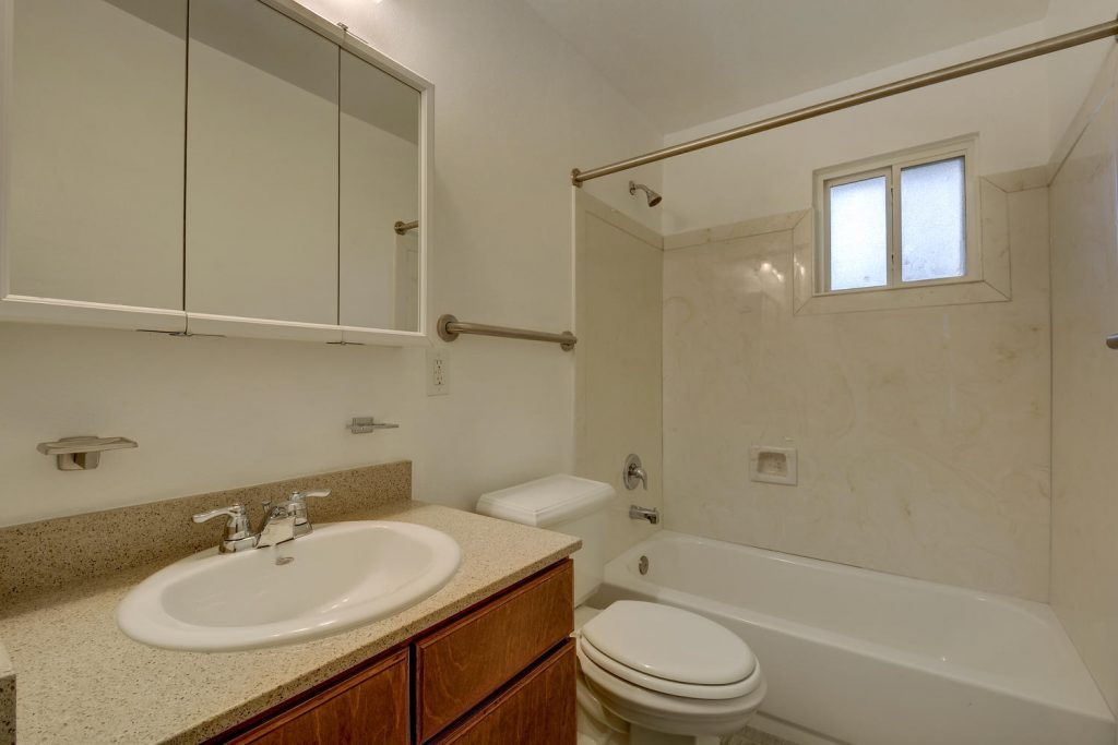 Renovated Manchaca Village Bathroom