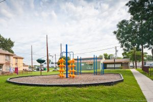 Chalmers Courts Playground