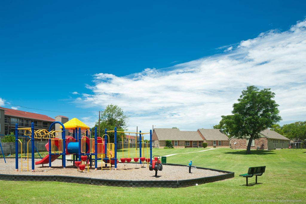 Manchaca Village Playground