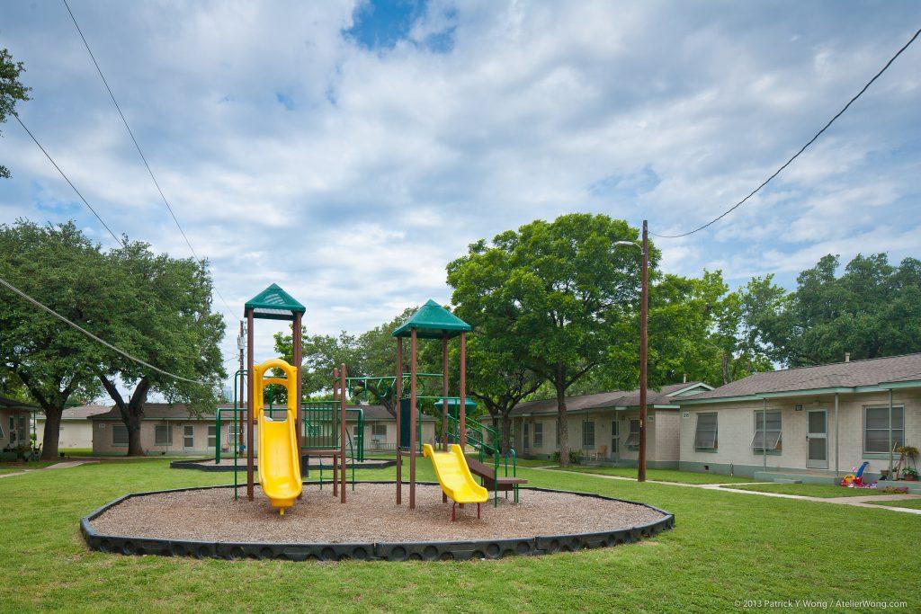 Santa Rita Courts Playground