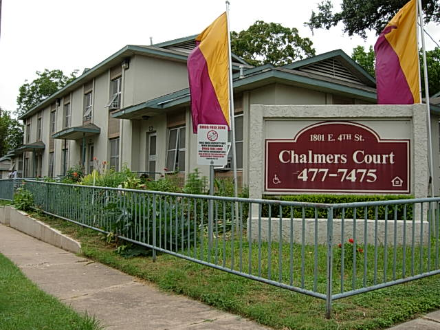 Chalmers Courts