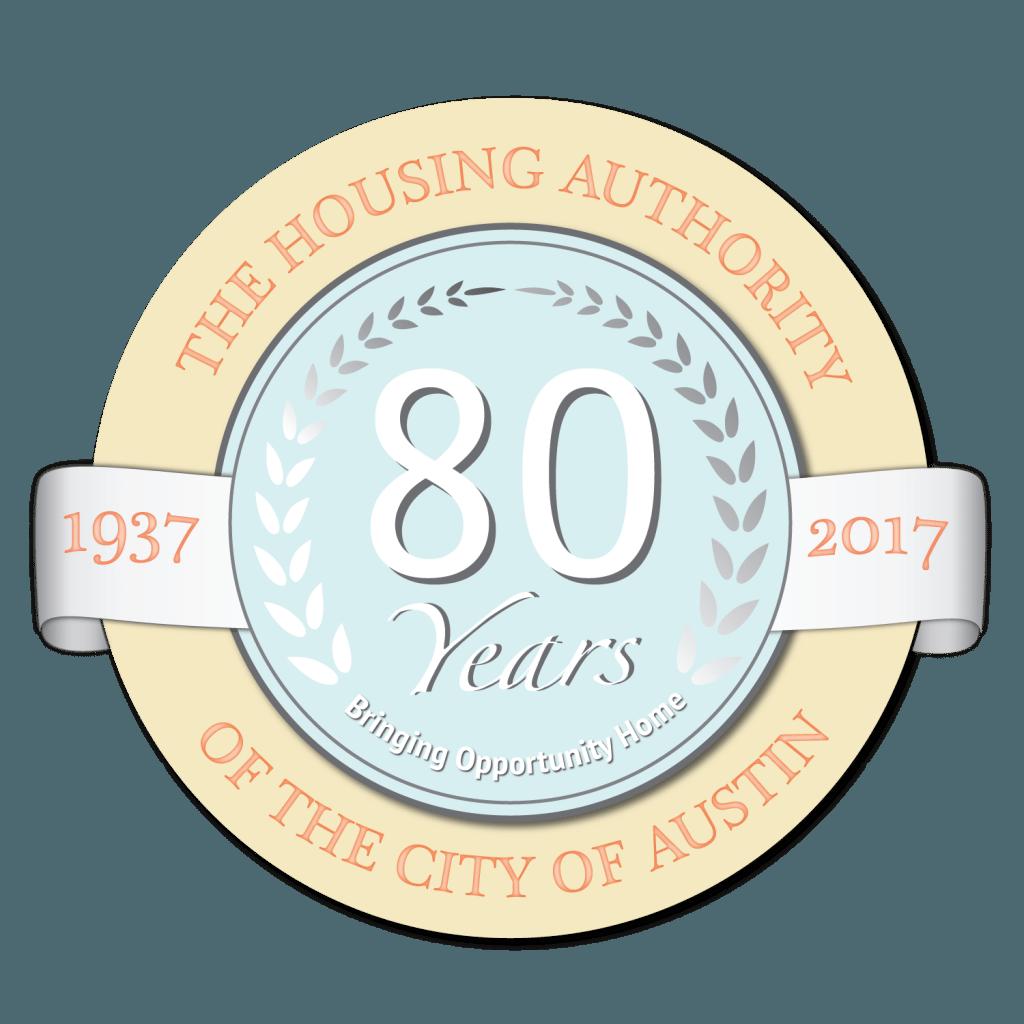 80th Anniversary Logo