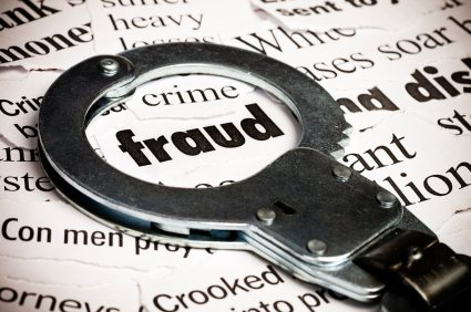 Fraud Photo Illustration