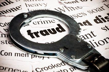 Fraud Photo Illustration