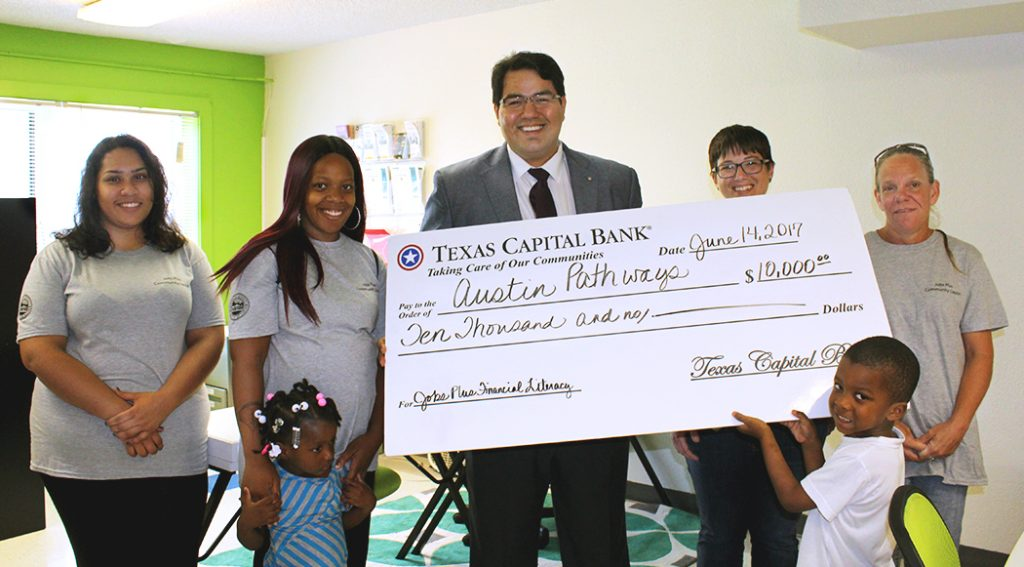 Grant from texas capital bank to help public housing residents with grant from texas capital bank to help public housing residents with money management malvernweather Gallery